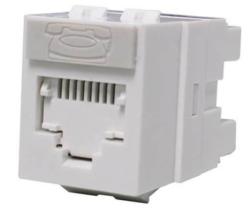 Molex CAT 5 I/O White KSJ-00024-02