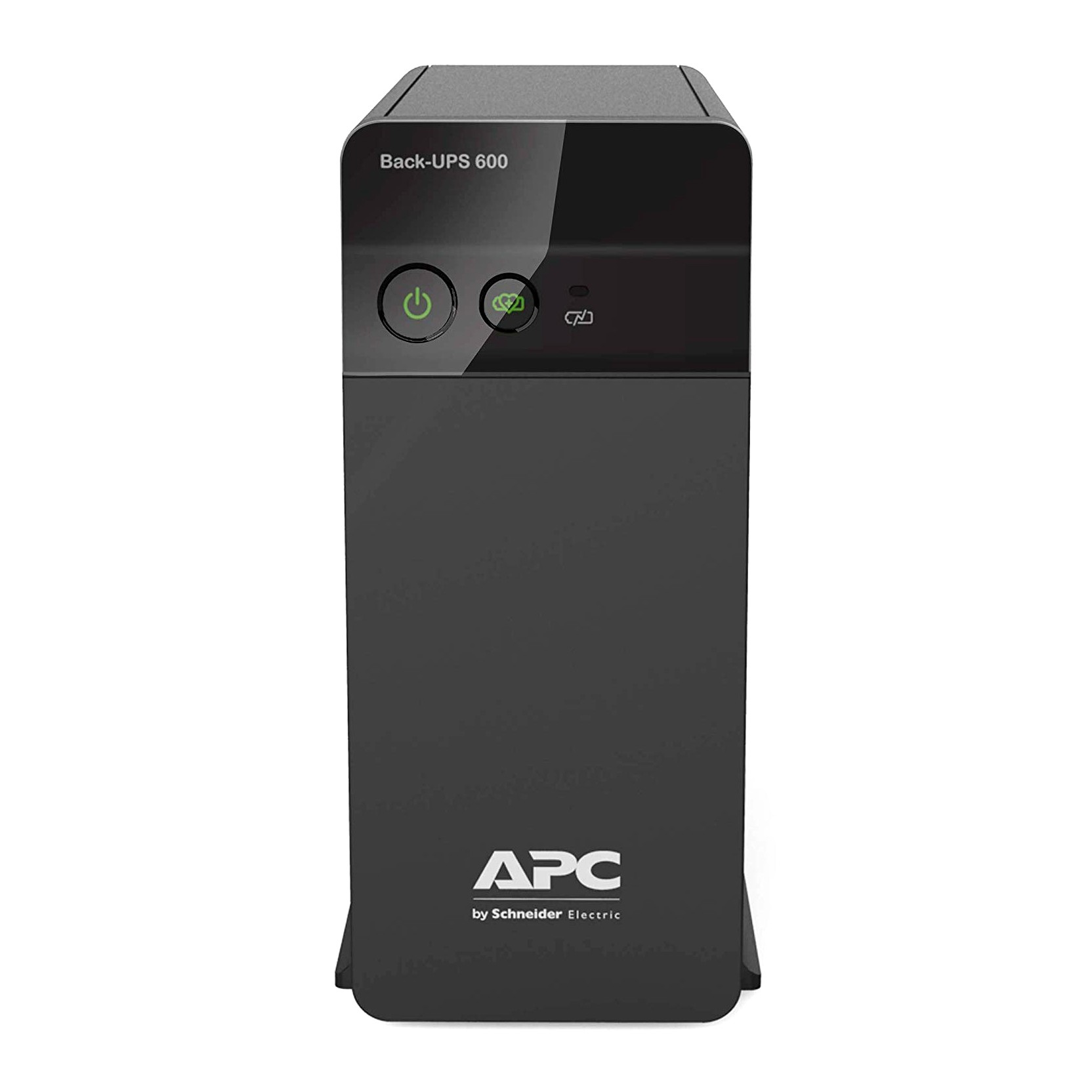 APC BX600C-IN 600VA / 360W, 230V, UPS System, an Ideal Power Backup & Protection for Office, Desktop PC & Home Electronics