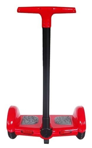 Sailor 2 Wheels Self Balancing Scooter-Hoverboard-Segway-BATTBOT with 6 Months Warranty (Chariot 1 Red)
