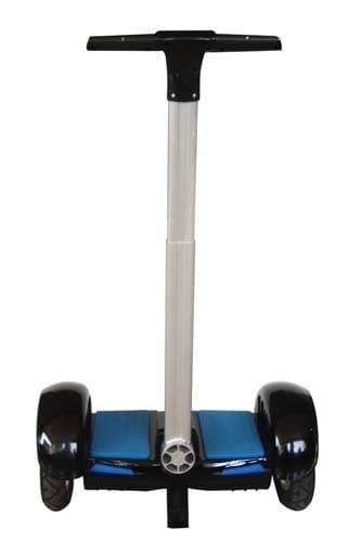 Sailor 2 Wheels Self Balancing Scooter-Hoverboard-Segway-BATTBOT with 6 Months Warranty (Chariot 2 Black)