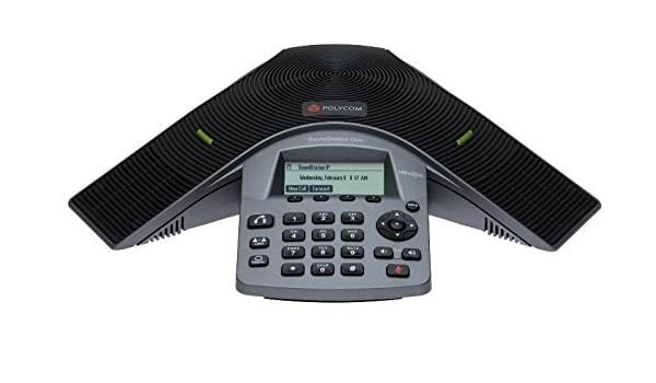 Polycom SoundStation Duo Analog and SIP phone