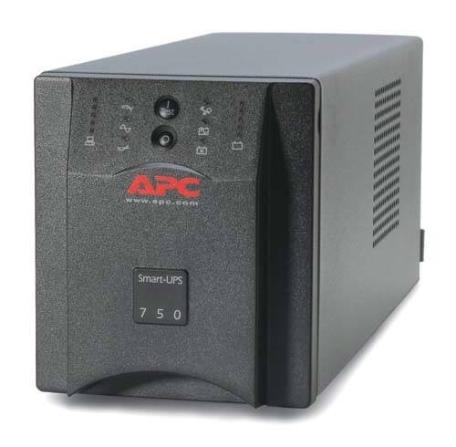 APC UPS SUA750i - RF (DVCOMM Factory Refurbished Unit)