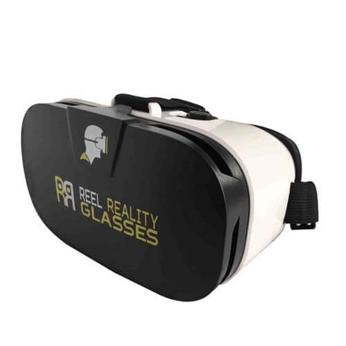 Reel Reality VR Bluetooth with Inbuilt Remote Virtual Reality Headset/Glasses