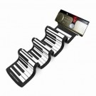 K's Foldable Musical Keyboard 61 Keys Roll Up Piano