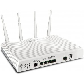 DrayTek Vigor 2862AC Triple-WAN VDSL/ADSL 802.11ac 5GHz Wireless Router