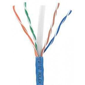 Molex CAT 6 Cable 305M Box Blue CAA-00076