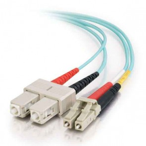 Molex Fiber Patch Cable SC-LC MM OM3 15Mtr 91.9L.372.01500