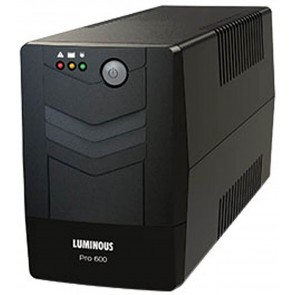 Luminous UPS 600VA For Home & Offices