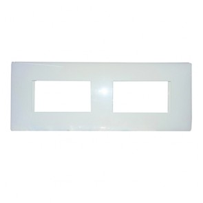 Legrand Electrical Wall Plate for Switch 6 Port (Pack of 5)-675566
