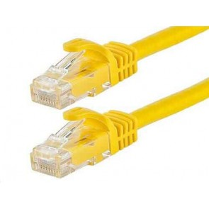 Molex CAT 5 Patch Cable 3ft Yellow PCD-01001-0K