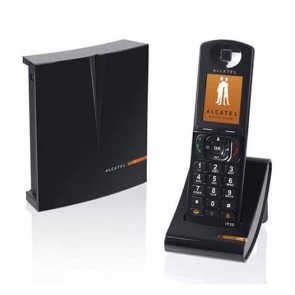 Alcatel IP1020P Wall Mounting IP Phone with Caller id