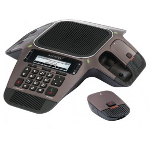 Alcatel Conference Phone IP1850 with 3 SIP Accounts & 4 detachable DECT Microphones