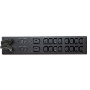 APC AP7724 Rack Automatic Transfer Switch(ATS)