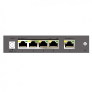 CP Plus 4 port networking switch (CP-TNW-HP4H1-6)