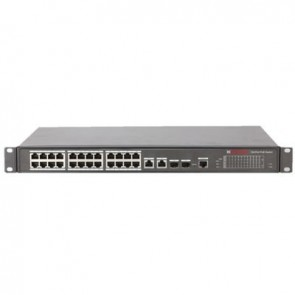 CP Plus 24 Port Poe Switch with 2 Combo Gigabit SFP Port-CP-UNW-HP24G2F2-24