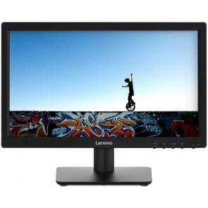 Lenovo D19-10 18.5-inch WLED Monitor with HDMI- D19185AD0