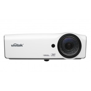 Vivitek DX28ASTAA Value-oriented XGA short-throw projector with long-life lamp