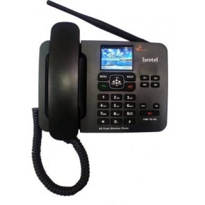 Beetel F5-4G Fixed Wireless Phone with Colour Display