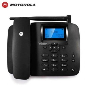 Motorola Fixed Wireless Phone FW200L-Black