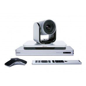 Poly RealPresence Group 500 Video Conferencing System with 1 Year Partner Premium Warranty