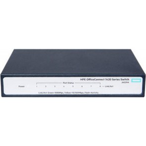 HP - JH329A - HPE OfficeConnect 1420 8G Switch