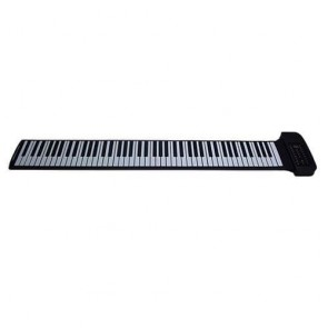 k's Foldable Musical Keyboard 88 Keys Roll Up Piano