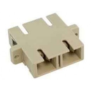 Molex Fiber Adaptor Duplex SC MM OM2 86167-0110 (Pack of 5)
