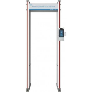 unv OPD-533TM Temperature Measurement and Metal Detector Security Gate