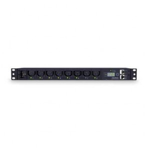 CyberPower PDU20SWHVIEC8FNET 1U Rackmount Power Distribution Unit