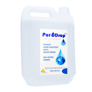PuroDrop Hand Sanitizer with Advanced Potency