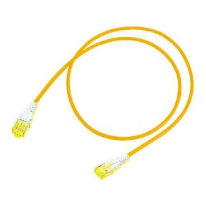 RDM CAT 6 Patch Cable 5mtr Yellow PVC-R196006 (Pack of 5)
