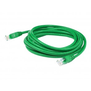 R&M R196169 CAT 6 Patch Cable 1mtr Green (Pack of 5)