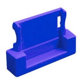RDM Coding Clip for Patch Panel -Blue R196510 (Pack of 5)