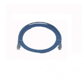 RDM CAT 6 Patch Cable 10mtr Blue-R196970 (Pack of 5)