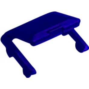 R&M Hinged Dust Cover -Blue-R305686 (Pack of 10)
