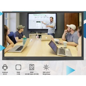 newline TRUTOUCH RS86+ NEXT GENERATION 4K INTERACTIVE DISPLAYS-TT-8619RS