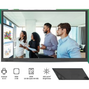 newline TRUTOUCH RS75+ NEXT GENERATION 4K INTERACTIVE DISPLAYS-TT-7519RS