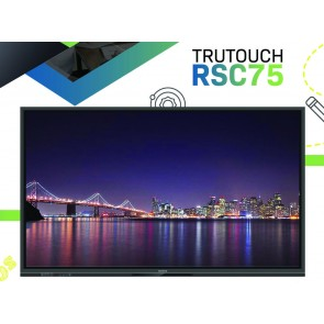 newline TRUTOUCH RSC75 Hassle-free Interactive Display