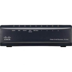 Cisco RV042 Dual WAN VPN Multiwan Router