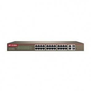 IP-COM S3300-26-PWR-M 24-Port 100M+2-Port Gigabit TP/SFP Combo Web Smart PoE Switch