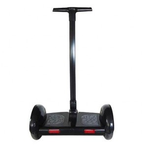 Sailor 2 Wheels Self Balancing Scooter-Hoverboard-Segway-BATTBOT with 6 Months Warranty (Chariot 1 Black)