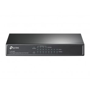 TP-Link TL-SG1008P 8-Port Gigabit Desktop PoE Switch with 4-Port