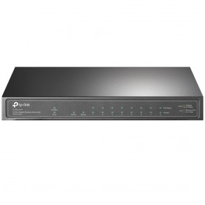 TP-Link TL-SG1210P 10-Port Gigabit Desktop Switch with 8-Port PoE+
