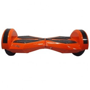 Sailor 2 Wheels Self Balancing Scooter-Hoverboard-Segway-BATTBOT with 6 Months Warranty (Turbo Orange)
