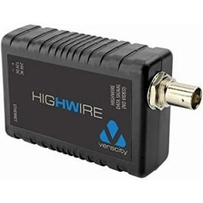 Veracity HIGHWIRE Ethernet Over Coax Device (Single Unit)-VHW-HW