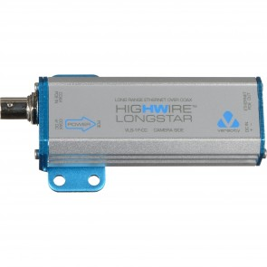 Veracity HIGHWIRE Longstar Long-range POE over Coax, CAMERA unit-VLS-1P-CC