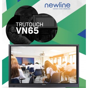 newline TRUTOUCH VN65 4K UHD INTERACTIVE DISPLAY
