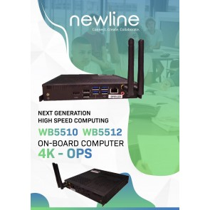 newline WB5512 4K–OPS PC Next Generation High Speed Computing