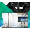 newline NT98 NT Series Commercial Grade Panels Non-Touch Display-TT-9819NT
