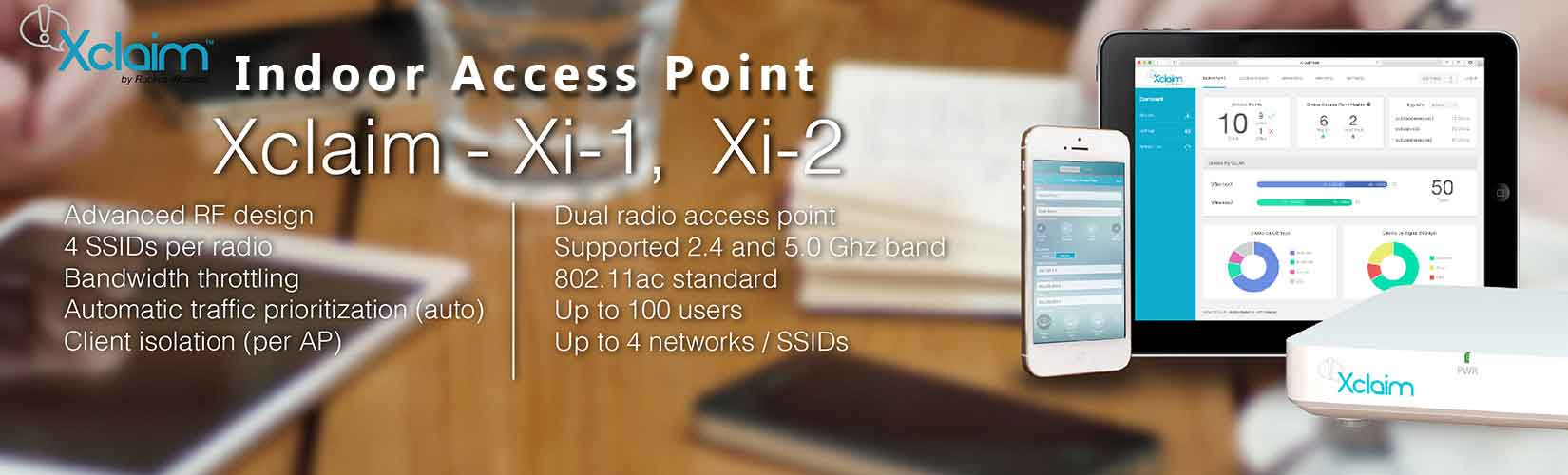 Xclaim- Indoor Access Point